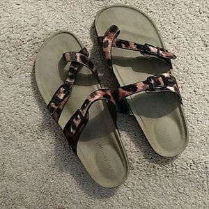Casual trendy sandal